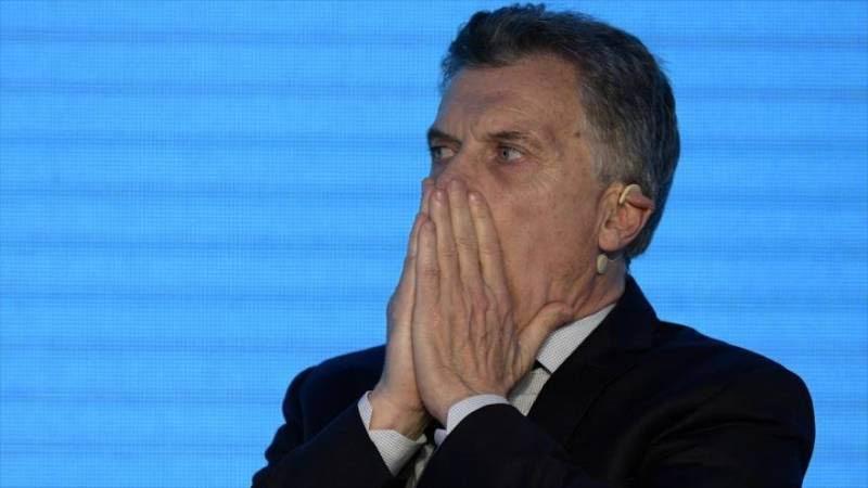 Registra una severa caída la popularidad de Mauricio Macri