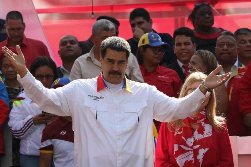 Venezuela anuncia elecciones de la Asamblea nacional