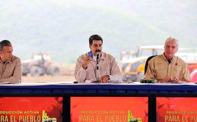 Venezuela Denies Statements by US Officials