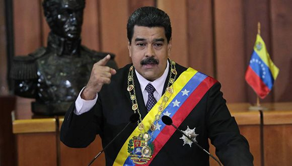 Maduro says he wants a new beginning for Venezuela