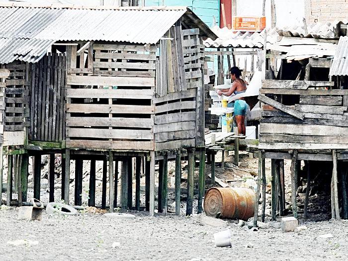 Aumenta pobreza extrema en Brasil