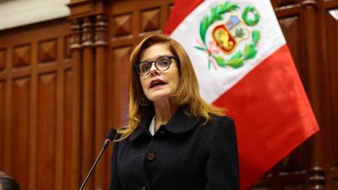 Vicepresidenta Mercedes Aráoz