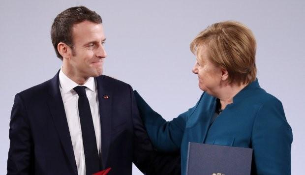 Renuevan amistad franco-alemana con nuevo tratado