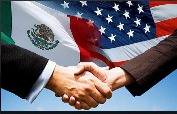 Pactan EEUU y México acuerdo para combatir migración irregular