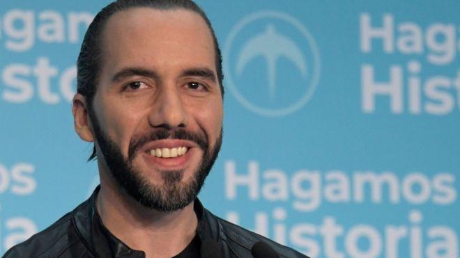 Gana Nayib Bukele las elecciones presidenciales de El Salvador