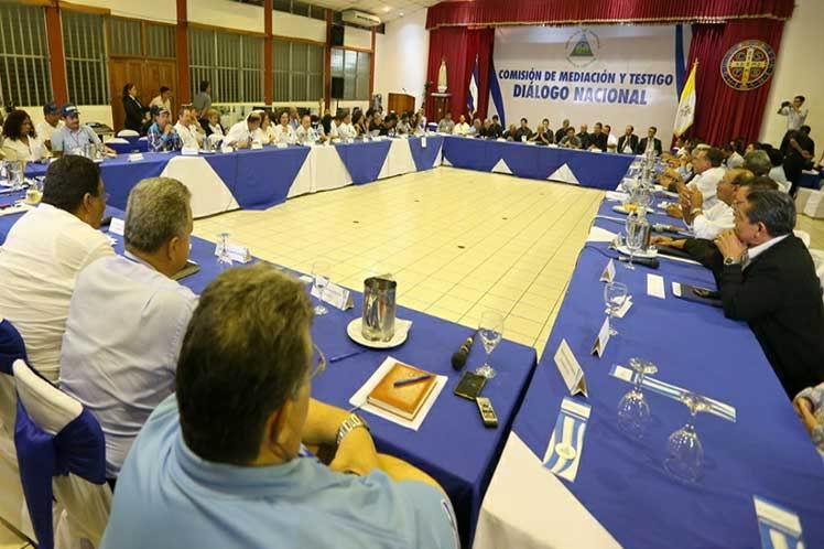 Llama gobierno de Nicaragua al cese de sanciones unilaterales