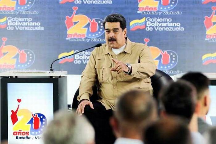 Llama Gobierno venezolano al diálogo para la reconciliación nacional