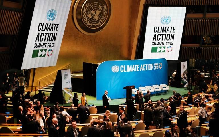 Exige António Guterres mayor acción de los gobiernos para detener el deterioro del planeta