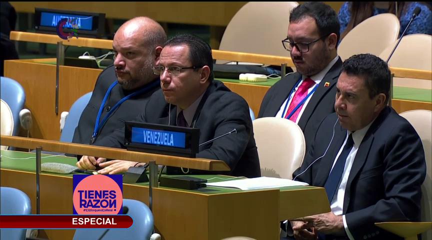 Venezuela exige que cese la sanciones y el terrorismo económico contra Cuba y Venezuela