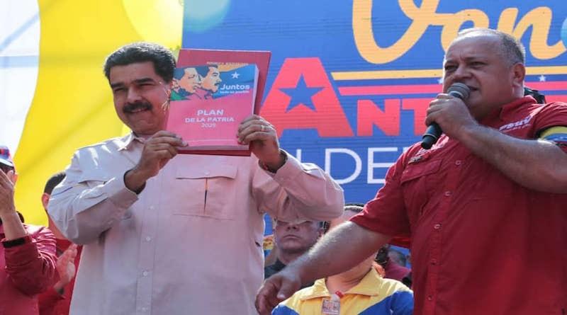 En Audio: Reconoce Nicolás Maduro respaldo del pueblo