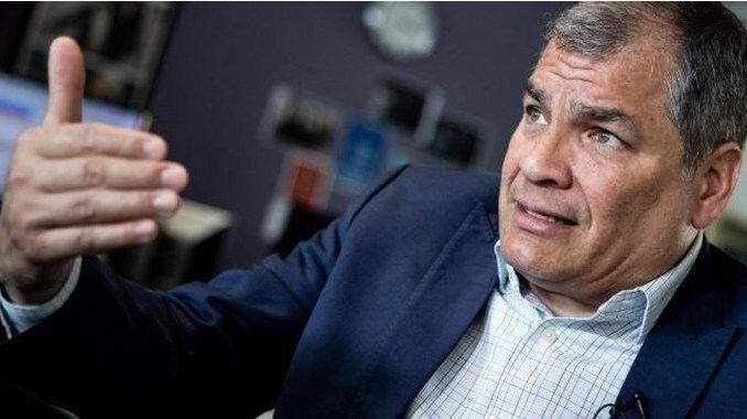 Defensa apelará prisión preventiva solicitada contra Rafael Correa
