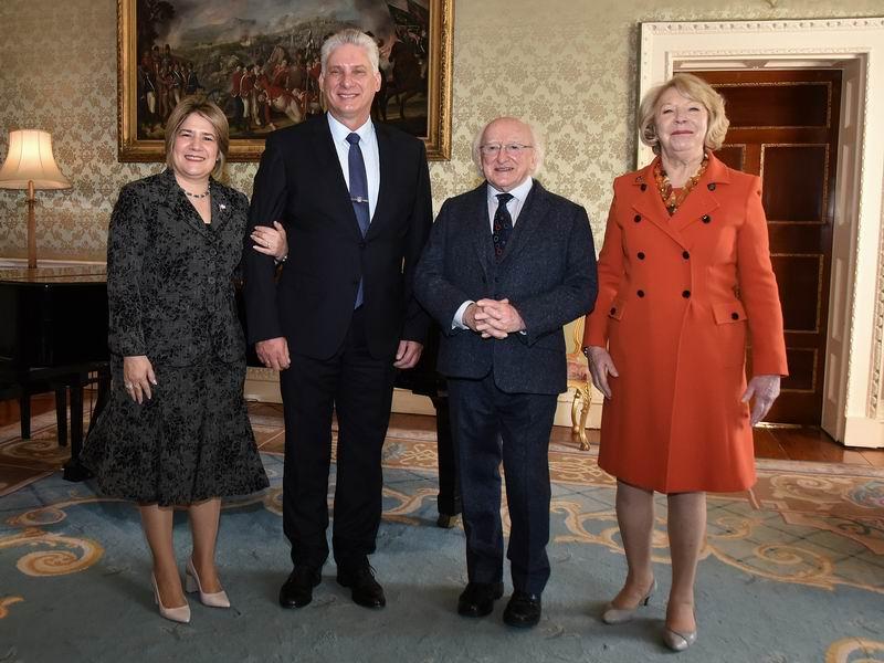 Cuba e Irlanda, el mismo mar de lucha y esperanza