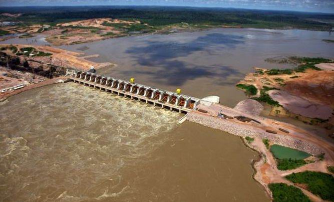 Sugieren en Brasil cierre de modelo de represas hasta el 2021