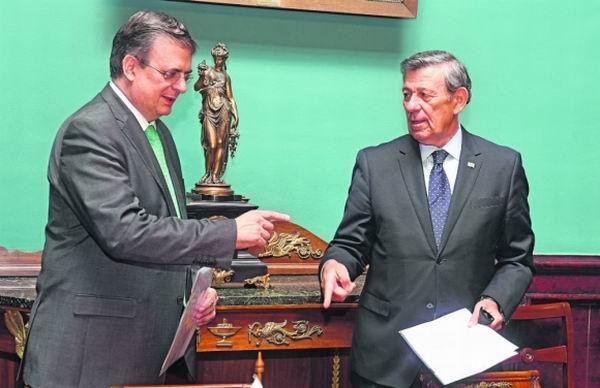 Adelantan Uruguay y México mecanismos para el diálogo en Venezuela