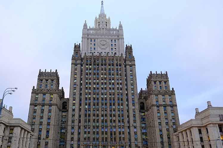 Russia Denounces Interference by US embassy in Elections