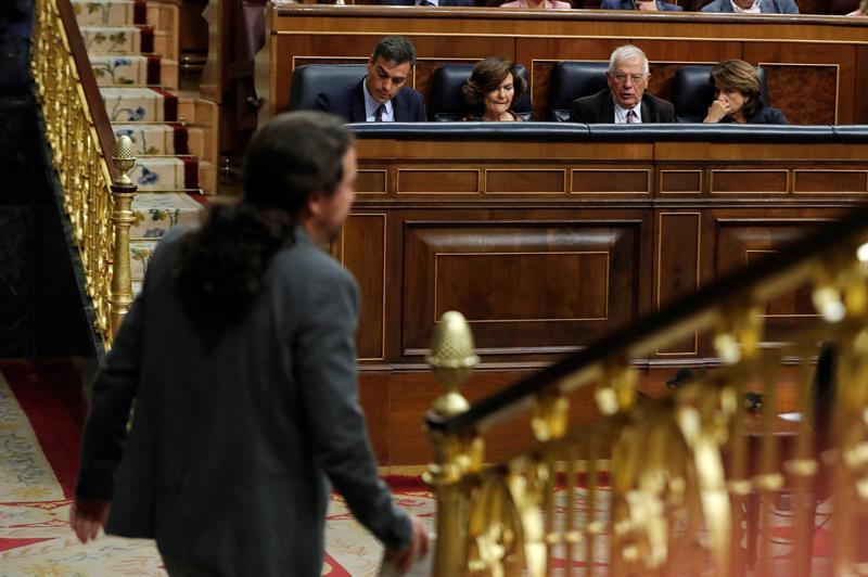 Llama Pedro Sánchez a la oposición de abandonar el bloqueo y a permitir formar el Gobierno