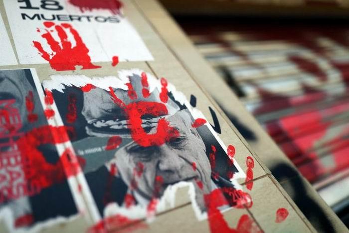Nueva querella judicial contra el presidente chileno Sebastián Piñera