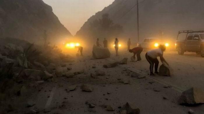Atemoriza a California posibilidad de réplicas más potentes que sismos anteriores