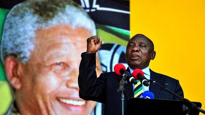 Elecciones en Sudáfrica