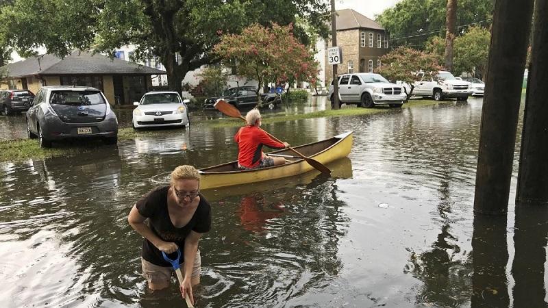 Alerta Nueva Orleans ante embate del primer huracán de la temporada