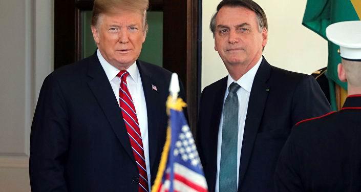 Rechaza Venezuela declaraciones de los presidentes Trump y Bolsonaro