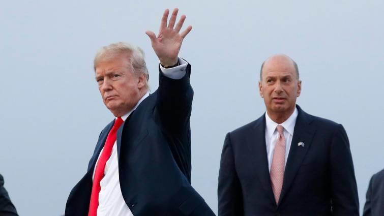 Avanza proceso de investigación para juicio político contra Donald Trump