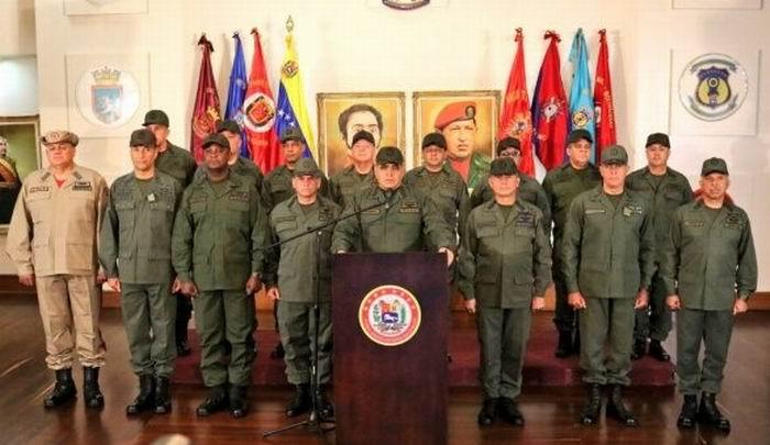 Venezuela: golpe militar ha sido desactivado