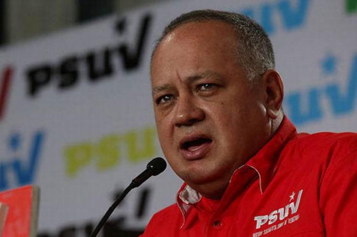 Reitera Diosdado Cabello el llamado a preservar la paz en Venezuela