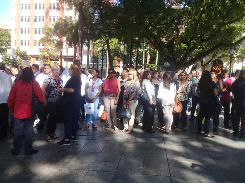 Activa delegación cubana en Foro de Sao Paulo