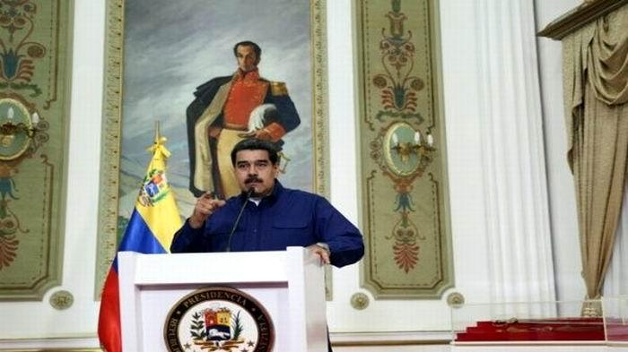 Anuncia Maduro captura de saboteadores contra una central eléctrica