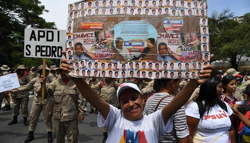 Vuelve hoy el pueblo a las calles en defensa de la Revolución