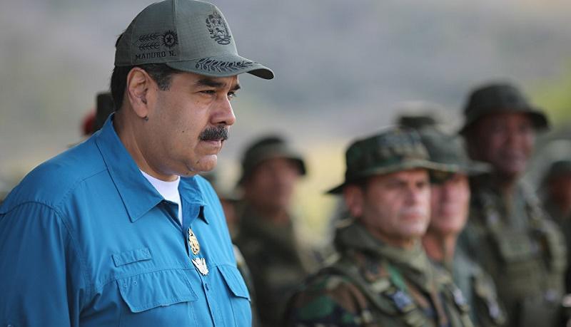 Alista Venezuela plan especial de despliegue militar en la frontera con Colombia