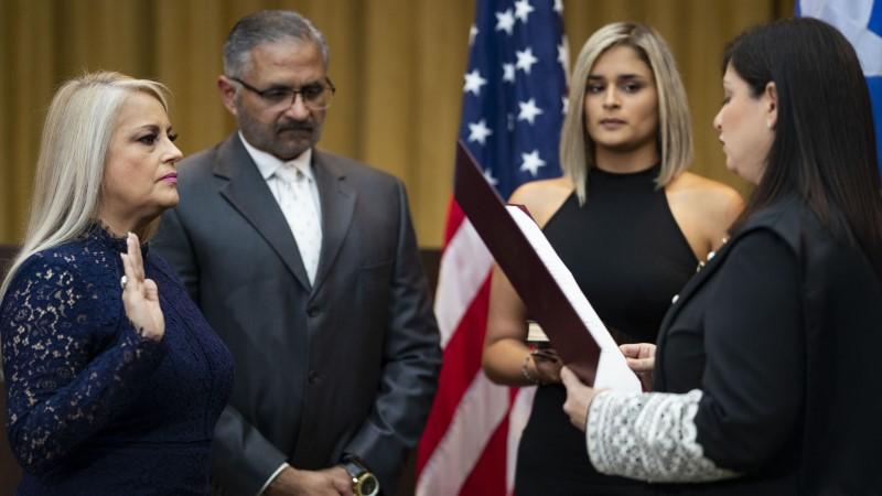 Pronostican reactivación de las protestas en Puerto Rico contra la nueva gobernadora