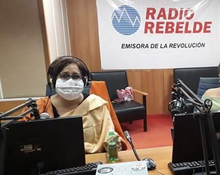 🎧 En Zona Roja: Atención psicológica a la enfermera Yaquelín