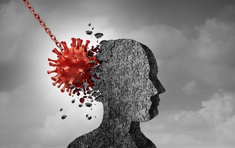 En Zona Roja: Atención sicológica vs COVID-19