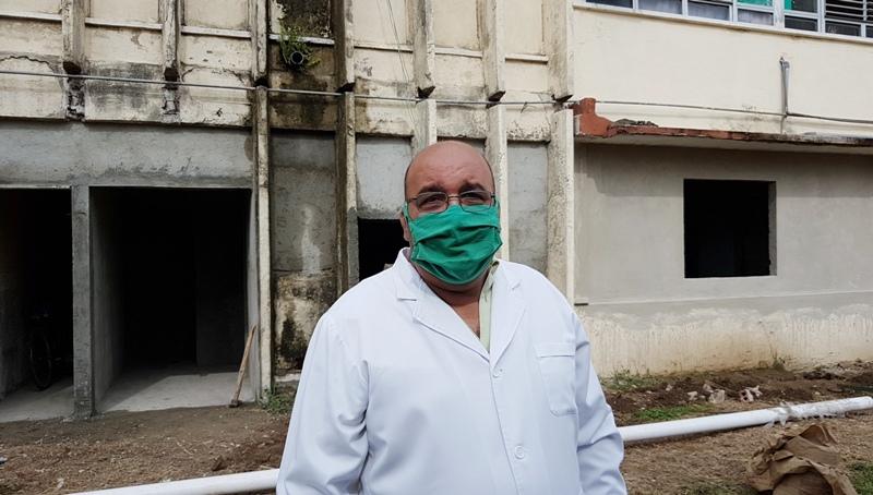 Avanza construcción del Laboratorio de Biología Molecular en Camagüey