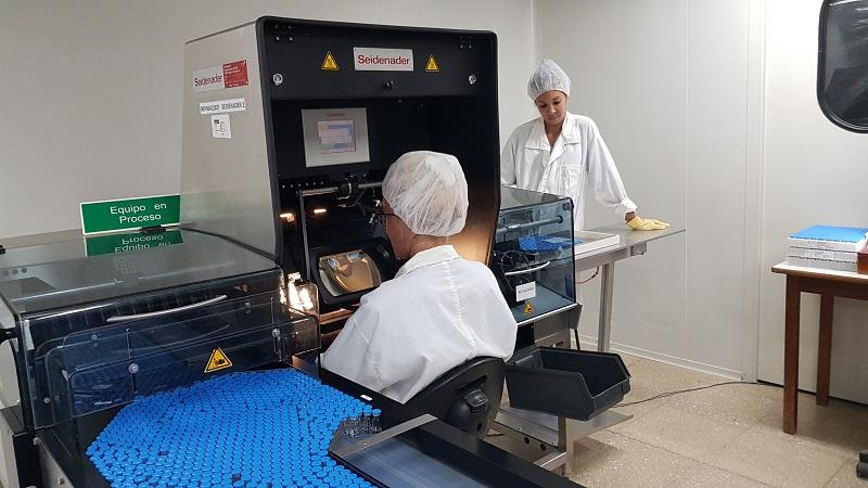 Garantiza BioCen producción de Interferón para tratar la Covid-19