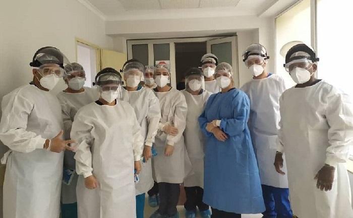 Por primera vez, médicos cubanos en Bakú (+Audio)