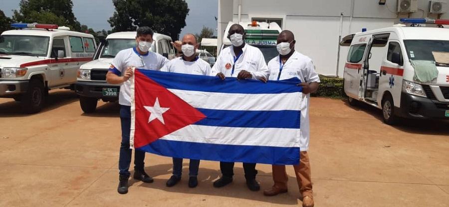 Andares de una Isla en tiempos de Pandemia