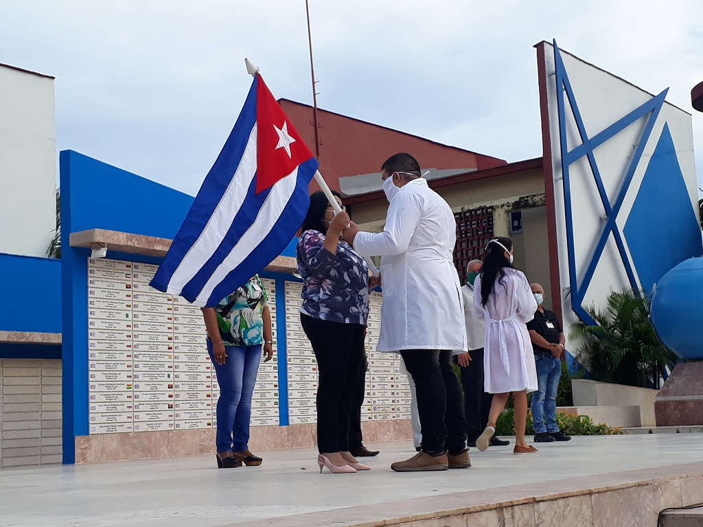 Three Cuban medical brigades travel to Africa to tackle COVID-19