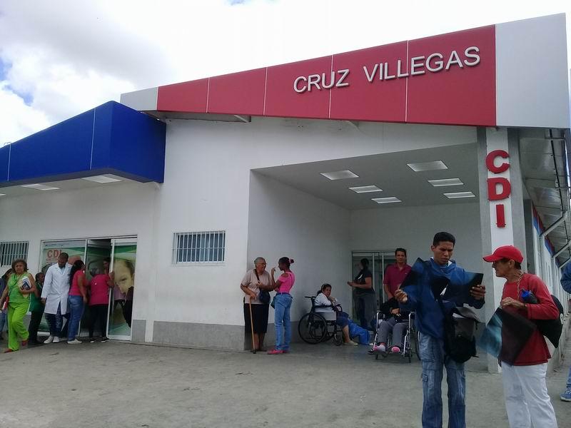 Mejora red de asistencia médica en Venezuela