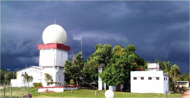 Nueva herramienta para la predicción meteorológica en Camagüey