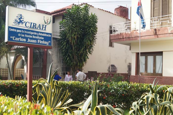 Centro Nacional de Investigación y Rehabilitación de Holguín, (CIRAH)
