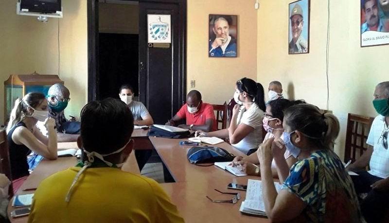 Desde las Ciencias Sociales también se combate en Camagüey al SARS-CoV-2