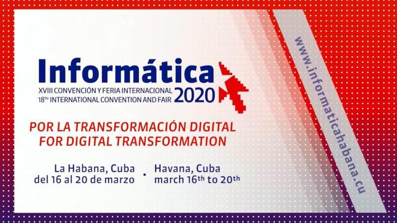 Informática 2020 mostrará los avances de Cuba en la informatización