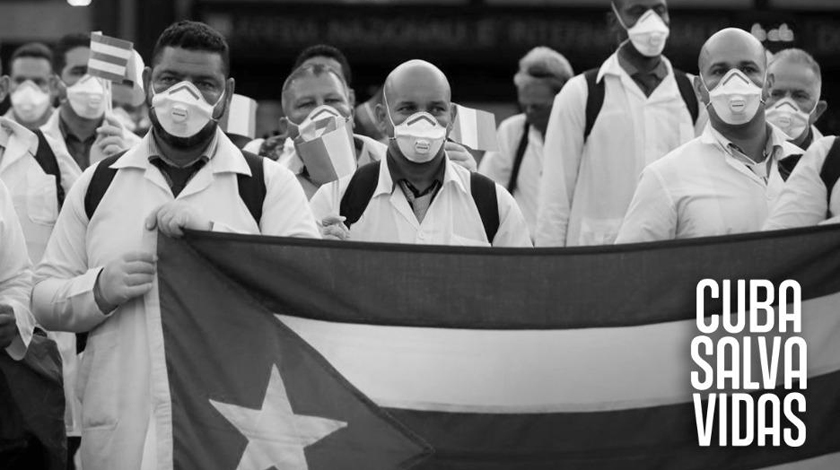 Cuban medical brigade will fight COVID-19 in Angola