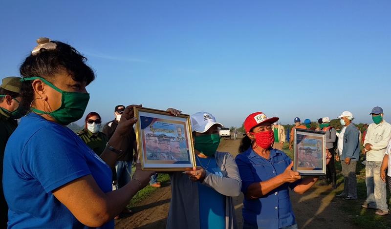 🎧 Desde el arte, y en el surco, celebran Día del Campesino en Camagüey