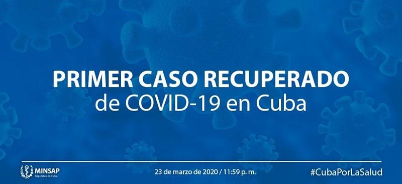 Reportan primer recuperado de Covid-19, confirman 8 nuevos casos (+Audio)