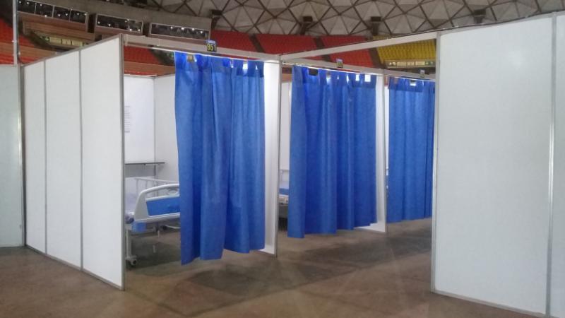 Venezuela: amplían áreas asistenciales por la COVID-19
