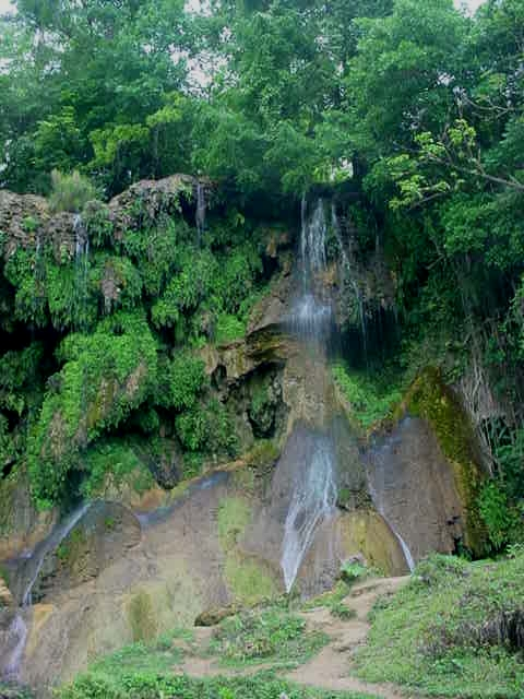 Cuenca del río Arimao de Cienfuegos primera propuesta del Proyecto IWEco.cuba